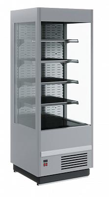 Горка холодильная в аренду Carboma Cube 710 мм, универсальная, режим 0 +7 градусов