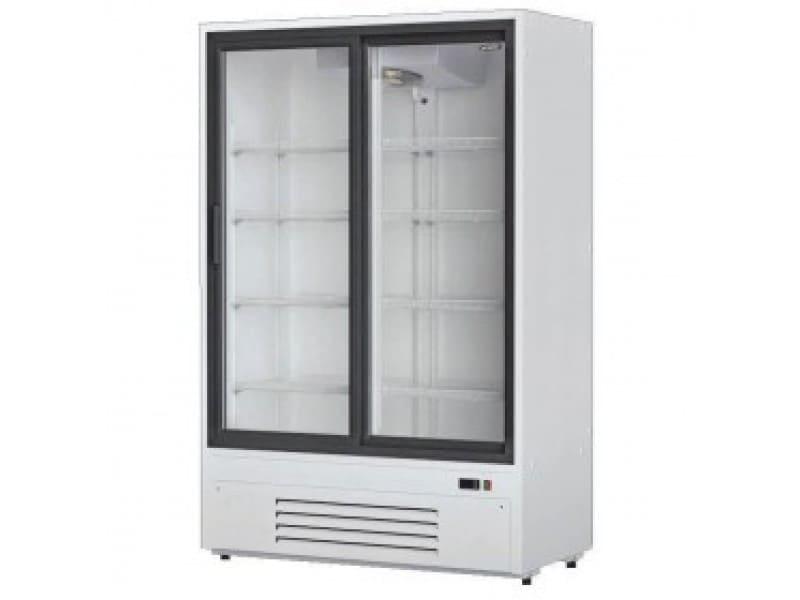 Цветочный холодильник в аренду 1100 л МХМ, температурный режим от 0...+10C градусов, двери купе, статическое охлаждение