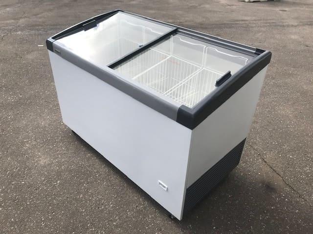 Аренда холодильного ларя Caravell 416 NEW, режим +5..-5 градуса