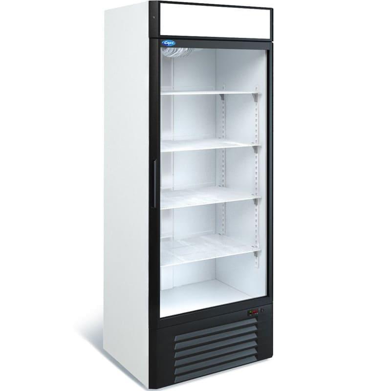 Аренда холодильника 700 л Капри, универсальный температурный режим от -5...+5C градусов, с внутренней подсветкой