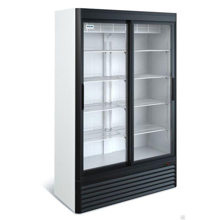 Аренда холодильника 750 л МХМ купе, среднетемпературный режим от 0...+7C, раздвижные двери, высота 1970 мм