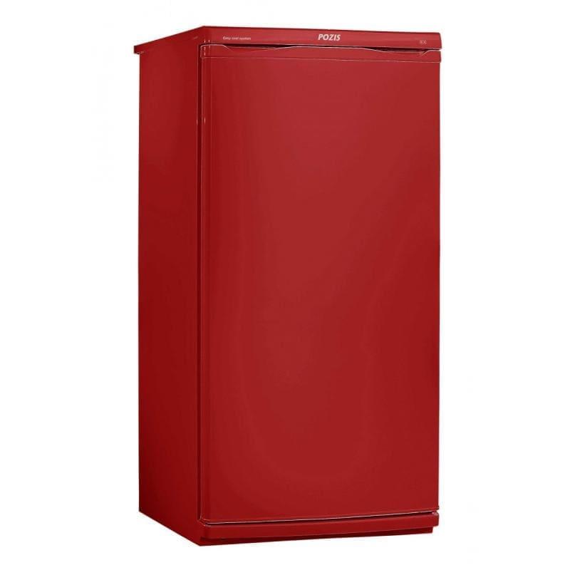 Аренда холодильника 250 л Pozis, температурный режим от 0...+10C, глухая дверь, однокамерный, рубиновый цвет
