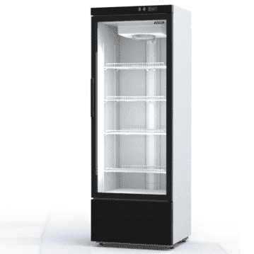 Аренда холодильника 500 л Премьер PR, универсальный температурный режим от -5...+5C градусов, рекламный витринный