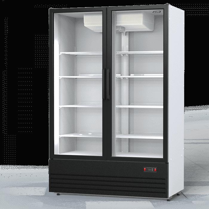 Аренда холодильника 1200 л Премьер PR, универсальный температурный режим от +0...+10C, распашные двери, высота 1940 мм