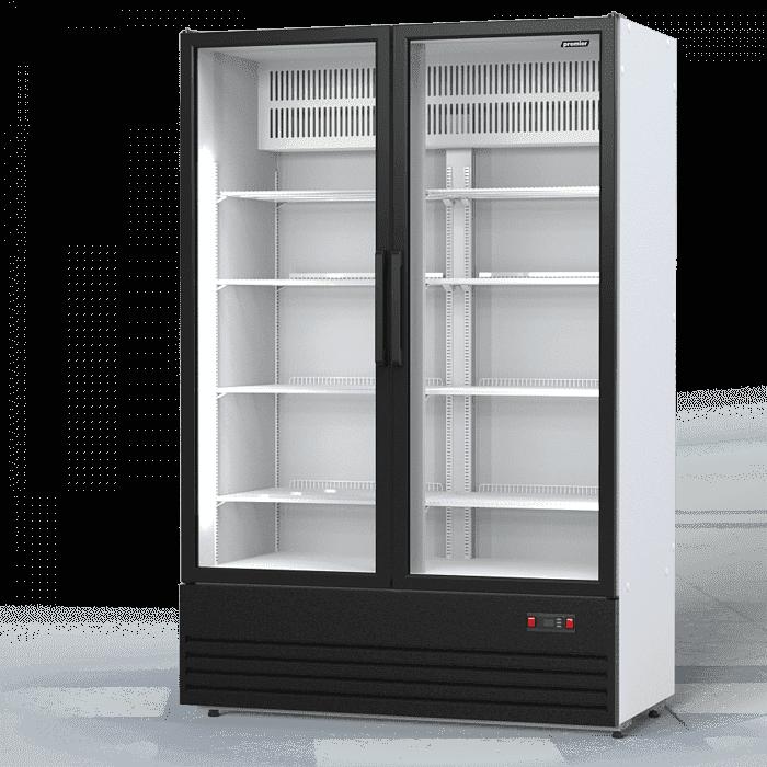 Аренда холодильника 1000 л Премьер PR, среднетемпературный режим от +3...+10C, распашные двери, высота 1940 мм