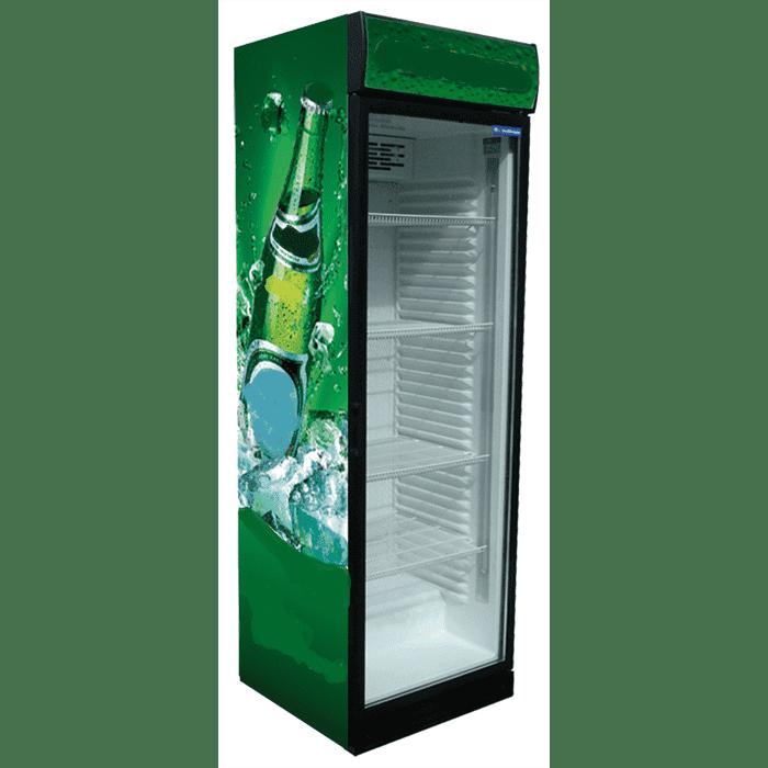 Холодильный шкаф однодверный в аренду ECO 450 л, режим +1 +10 градусов