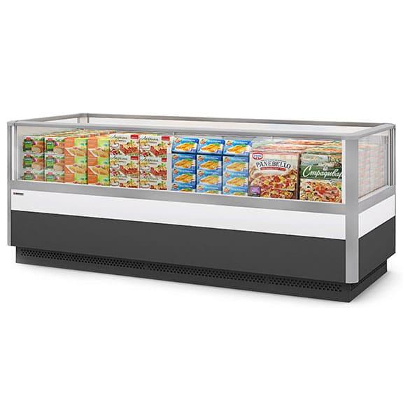 Бонета холодильная в аренду Brandford Aquarius 1324 мм открытая, универсальный температурный режим от -5...+5C градусов
