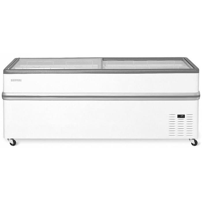 Бонета морозильная в аренду Bonvini 2090 мм, температурный режим от -18…-25C градусов, для любой замороженной продукции
