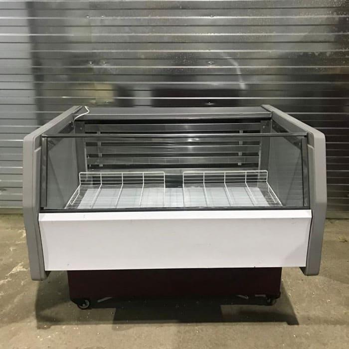 Холодильная бонета открытая в аренду Арктика 1210 мм, режим +5...-15 градусов
