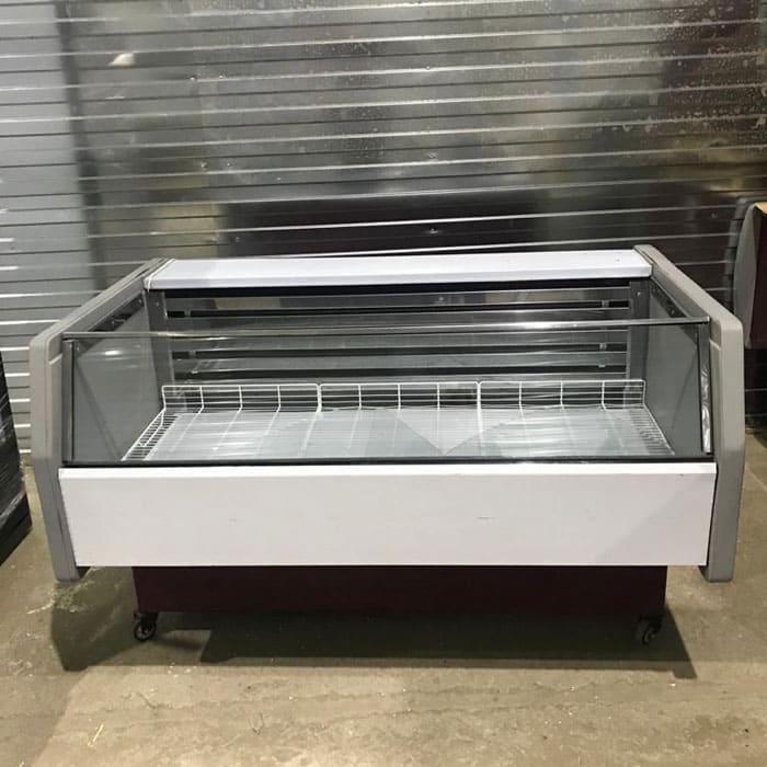 Холодильная бонета открытая в аренду Арктика 1610 мм, режим +5...-15 градусов