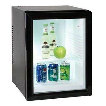Холодильник барный в аренду 40 литров, с подсветкой, температурный диапазон +1...+10 С.