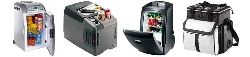 Автомобильные холодильники: виды моделей