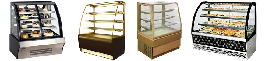 Кондитерские шкафы-витрины