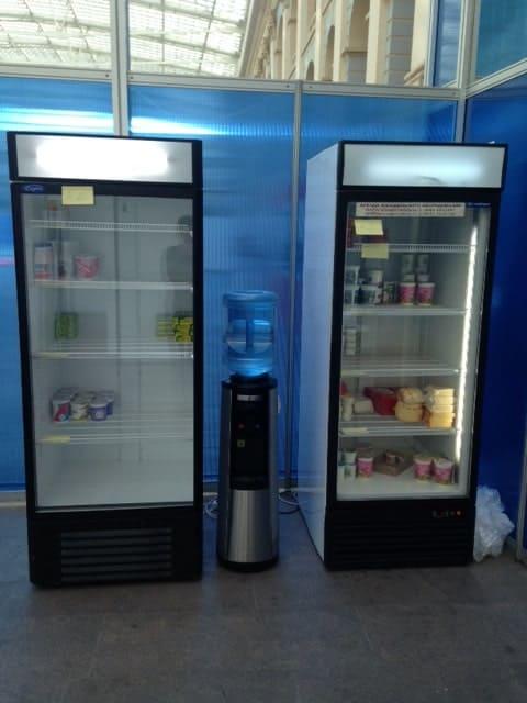 Холодильные шкафы 700 литровые