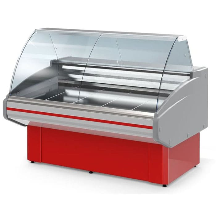 Холодильная витрина в аренду Golfstream Двина 1320 мм, универсальный температурный режим от -6...+6C градусов