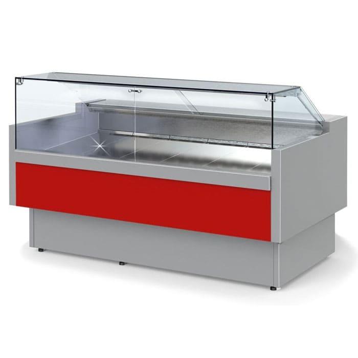 Холодильная витрина в аренду Golfstream Куб 1377 мм, универсальный температурный режим от -6...+6C градусов