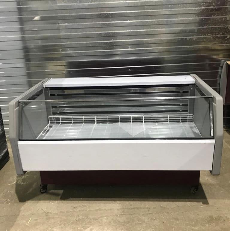 Холодильная витрина открытая в аренду Арктика 1610 мм, режим +5...-15 градусов