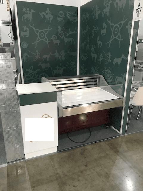 Бонета холодильная в аренду Арктика 1610 мм, универсальный температурный режим от +2...+8C градусов.