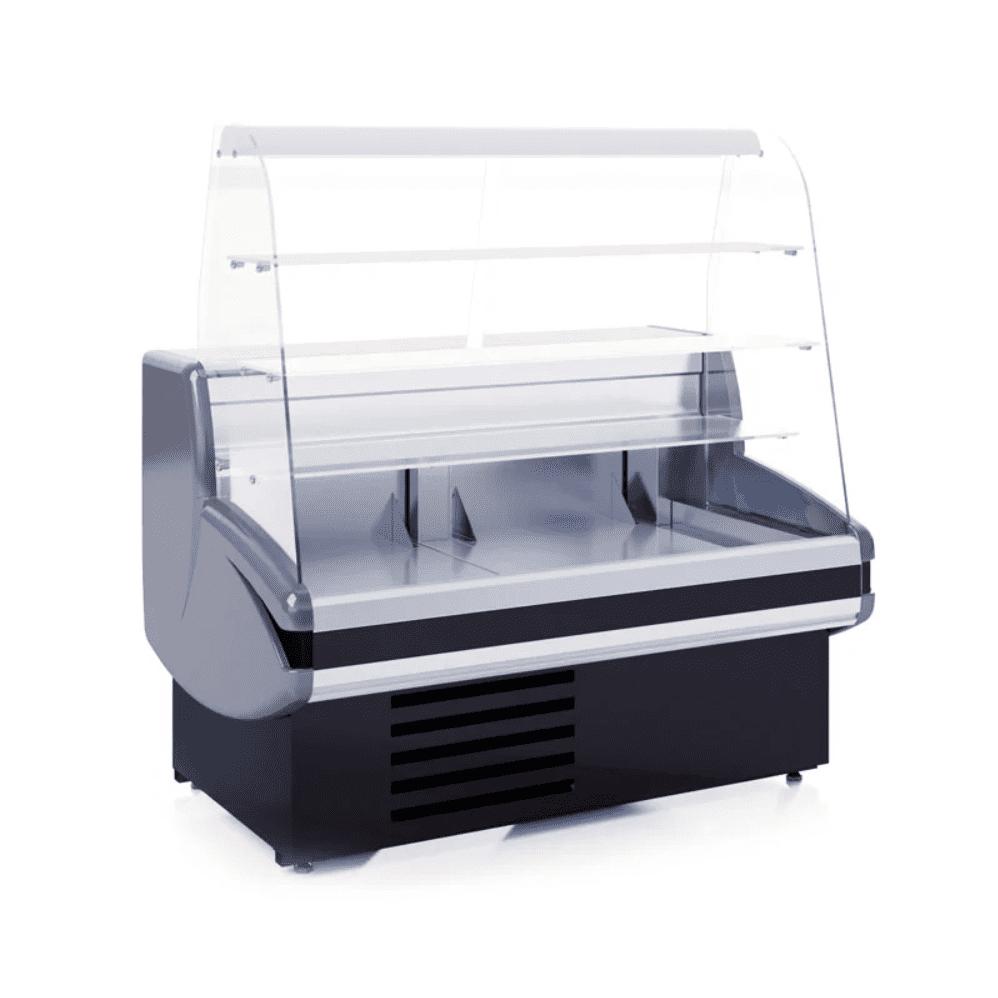 Холодильная витрина в аренду CRYSPI Gamma-2 K 1350 мм, режим +1 +10 градусов