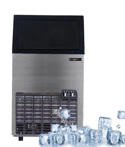 Льдогенератор в аренду, кубиковый лед, COOLEQ 65 кг сутки, подключение к водопроводу