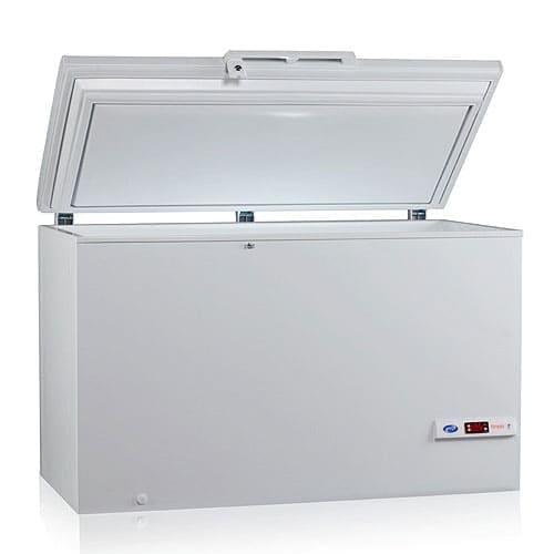 Аренда медицинского морозильника для лицензирования MED 180 л, температурный режим от -20...-40C градусов, белый