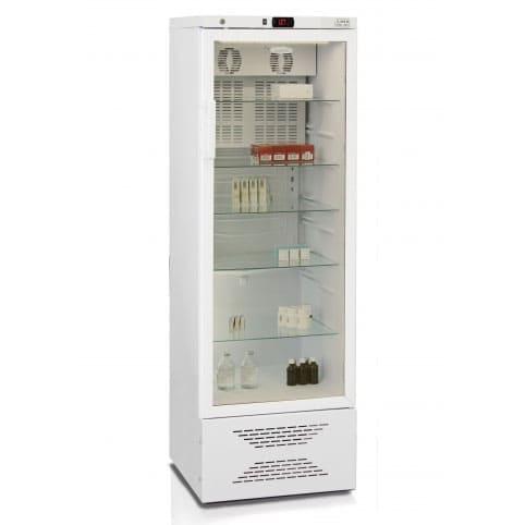 Аренда фармацевтического холодильника для лицензирования Бирюса 350 л, среднетемпературный режим +2...+15C