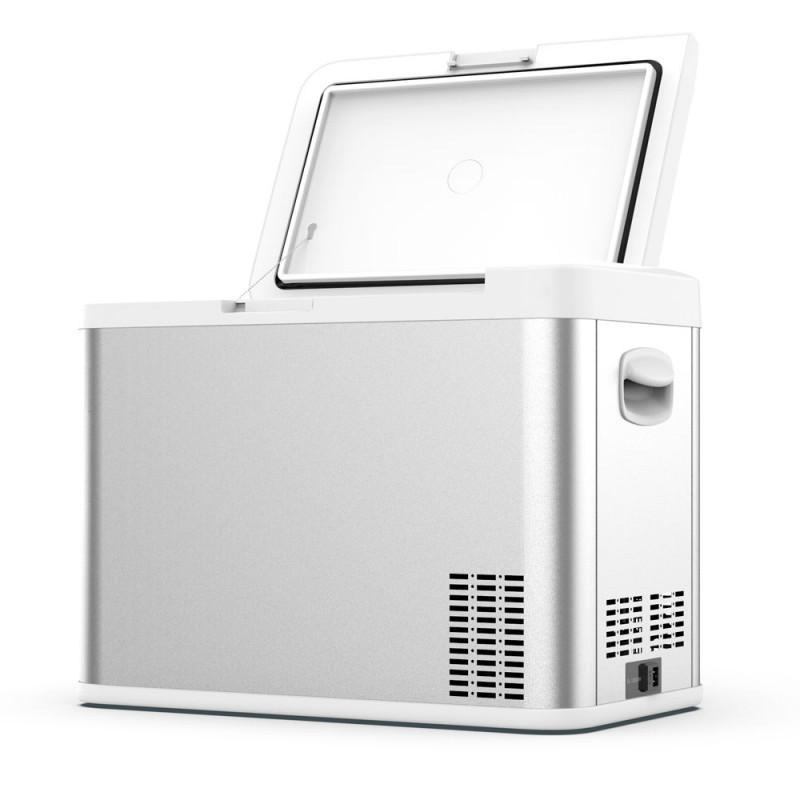 Переносной мини холодильник в аренду ALP MK 35 литров, с режимом +5 -20 градусов, для перевозки лекарств, вакцин
