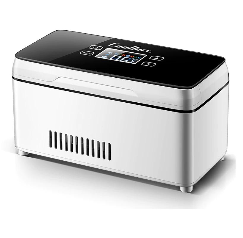 Мини-холодильник для инсулина в аренду портативный, режим +2 +8 градусов, аккумулятор 10200 мАч, емкость 260 мл