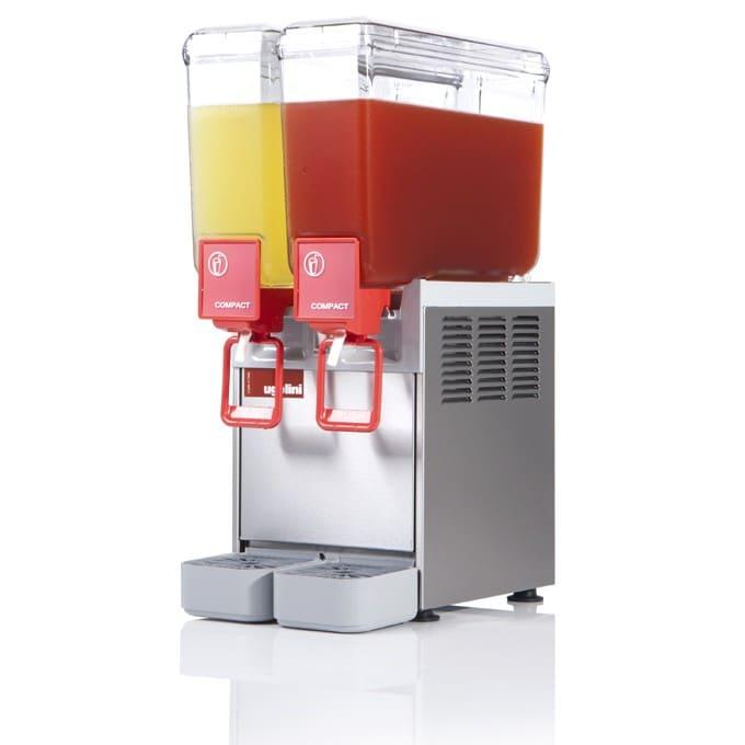 Охладитель для соков в аренду 16 литров (2 емкости по 8 литров)