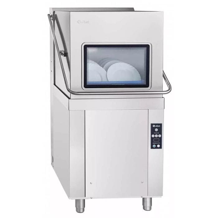 Посудомоечная машина в аренду Abat МПК-1100К, купольная, вместимость 18 тарелок, 1100 шт в час